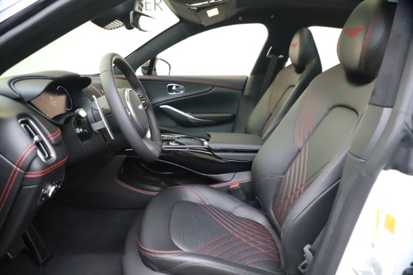 New 2021 Aston Martin DBX for sale $206,286 at Rolls-Royce Motor Cars Greenwich in Greenwich CT 06830 12