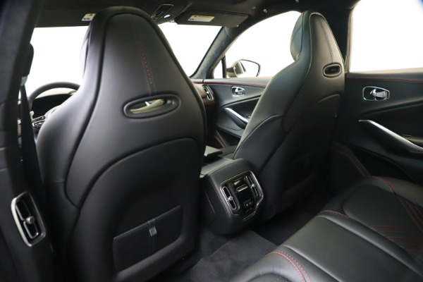 New 2021 Aston Martin DBX for sale $206,286 at Rolls-Royce Motor Cars Greenwich in Greenwich CT 06830 17