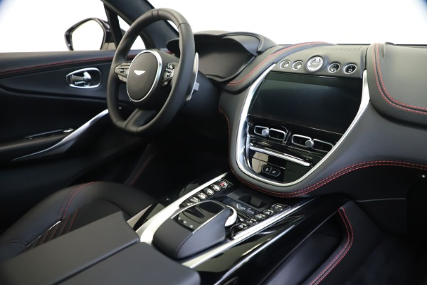 New 2021 Aston Martin DBX for sale $206,286 at Rolls-Royce Motor Cars Greenwich in Greenwich CT 06830 19