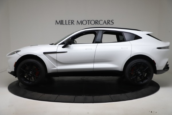 New 2021 Aston Martin DBX for sale $206,286 at Rolls-Royce Motor Cars Greenwich in Greenwich CT 06830 2