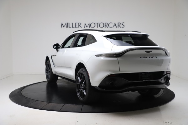 New 2021 Aston Martin DBX for sale $206,286 at Rolls-Royce Motor Cars Greenwich in Greenwich CT 06830 4