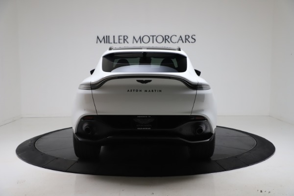 New 2021 Aston Martin DBX for sale $206,286 at Rolls-Royce Motor Cars Greenwich in Greenwich CT 06830 5