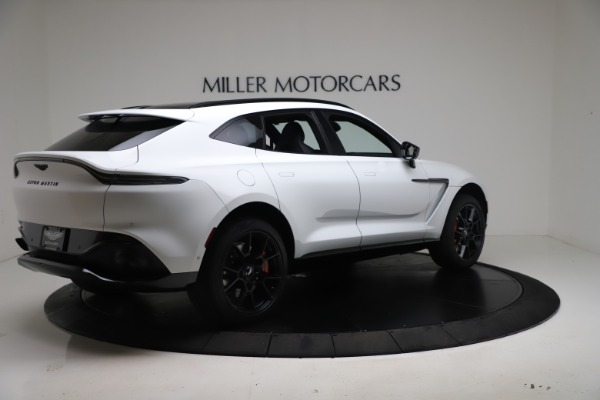 New 2021 Aston Martin DBX for sale $206,286 at Rolls-Royce Motor Cars Greenwich in Greenwich CT 06830 6