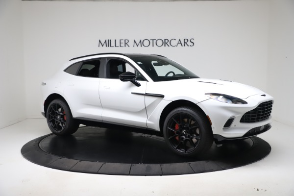 New 2021 Aston Martin DBX for sale $206,286 at Rolls-Royce Motor Cars Greenwich in Greenwich CT 06830 8