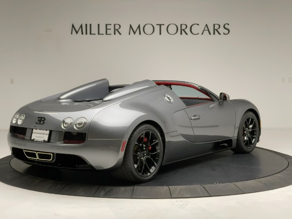 Used 2013 Bugatti Veyron 16.4 Grand Sport Vitesse for sale Call for price at Rolls-Royce Motor Cars Greenwich in Greenwich CT 06830 10