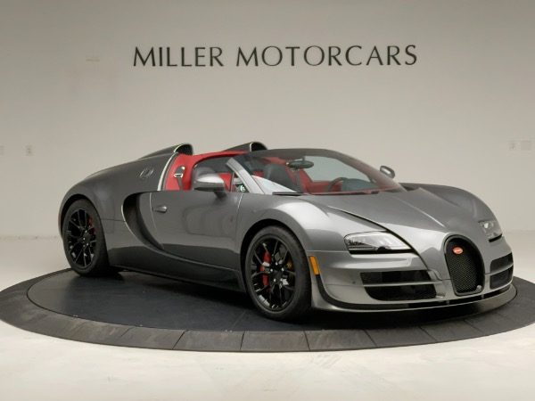 Used 2013 Bugatti Veyron 16.4 Grand Sport Vitesse for sale Call for price at Rolls-Royce Motor Cars Greenwich in Greenwich CT 06830 11