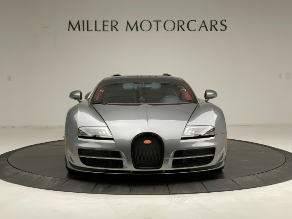Used 2013 Bugatti Veyron 16.4 Grand Sport Vitesse for sale Call for price at Rolls-Royce Motor Cars Greenwich in Greenwich CT 06830 12