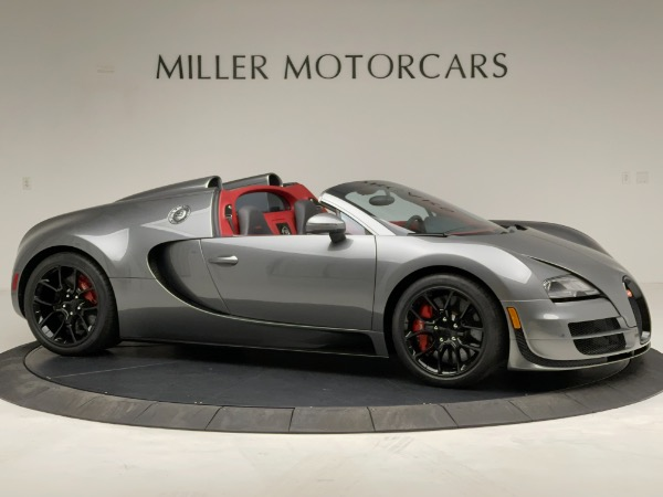 Used 2013 Bugatti Veyron 16.4 Grand Sport Vitesse for sale Call for price at Rolls-Royce Motor Cars Greenwich in Greenwich CT 06830 13