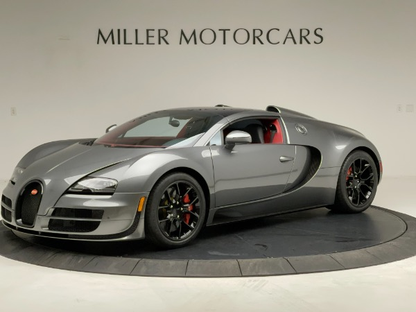 Used 2013 Bugatti Veyron 16.4 Grand Sport Vitesse for sale Call for price at Rolls-Royce Motor Cars Greenwich in Greenwich CT 06830 14
