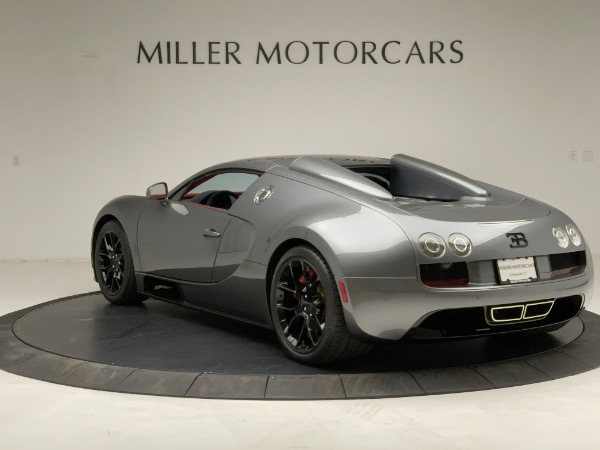 Used 2013 Bugatti Veyron 16.4 Grand Sport Vitesse for sale Call for price at Rolls-Royce Motor Cars Greenwich in Greenwich CT 06830 15