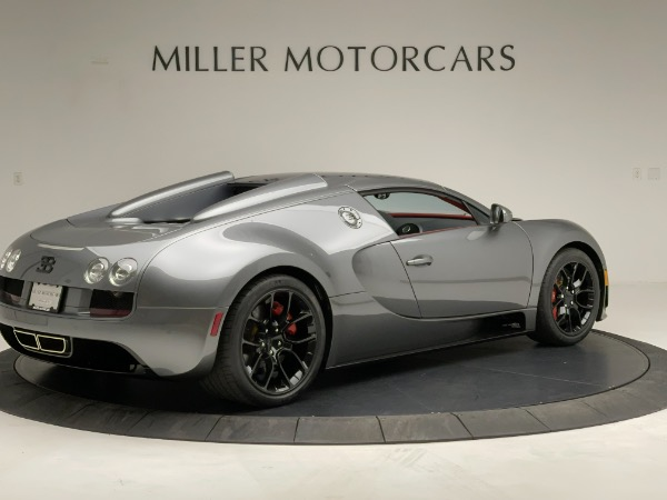Used 2013 Bugatti Veyron 16.4 Grand Sport Vitesse for sale Call for price at Rolls-Royce Motor Cars Greenwich in Greenwich CT 06830 16