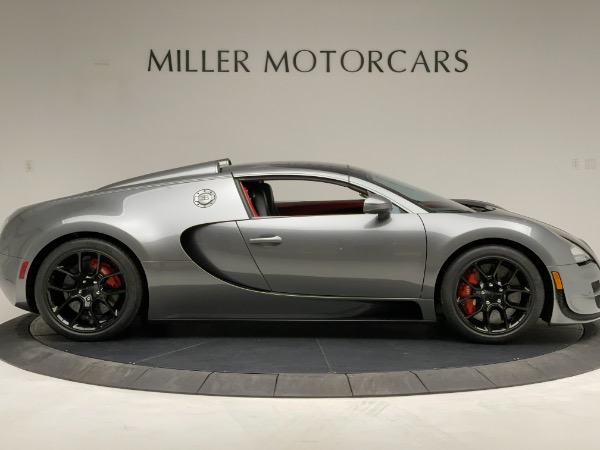 Used 2013 Bugatti Veyron 16.4 Grand Sport Vitesse for sale Call for price at Rolls-Royce Motor Cars Greenwich in Greenwich CT 06830 18