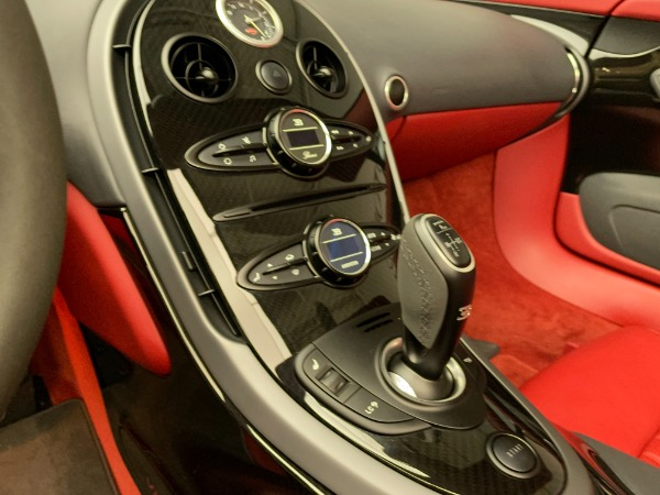 Used 2013 Bugatti Veyron 16.4 Grand Sport Vitesse for sale Call for price at Rolls-Royce Motor Cars Greenwich in Greenwich CT 06830 25