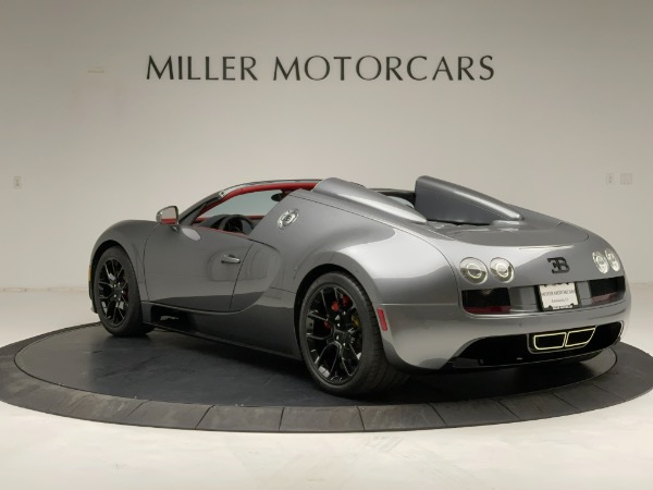 Used 2013 Bugatti Veyron 16.4 Grand Sport Vitesse for sale Call for price at Rolls-Royce Motor Cars Greenwich in Greenwich CT 06830 5