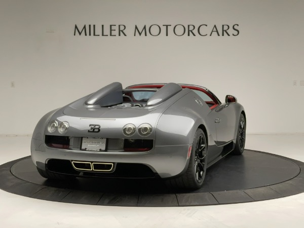 Used 2013 Bugatti Veyron 16.4 Grand Sport Vitesse for sale Call for price at Rolls-Royce Motor Cars Greenwich in Greenwich CT 06830 7