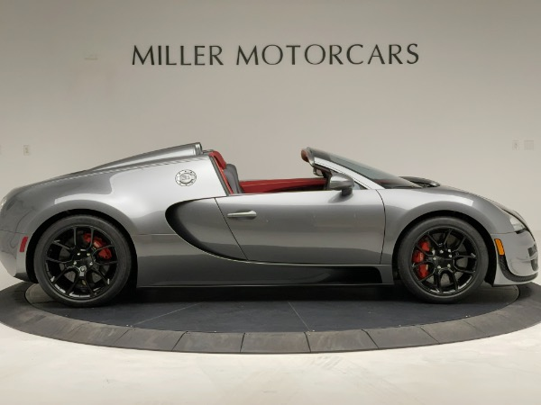 Used 2013 Bugatti Veyron 16.4 Grand Sport Vitesse for sale Call for price at Rolls-Royce Motor Cars Greenwich in Greenwich CT 06830 8