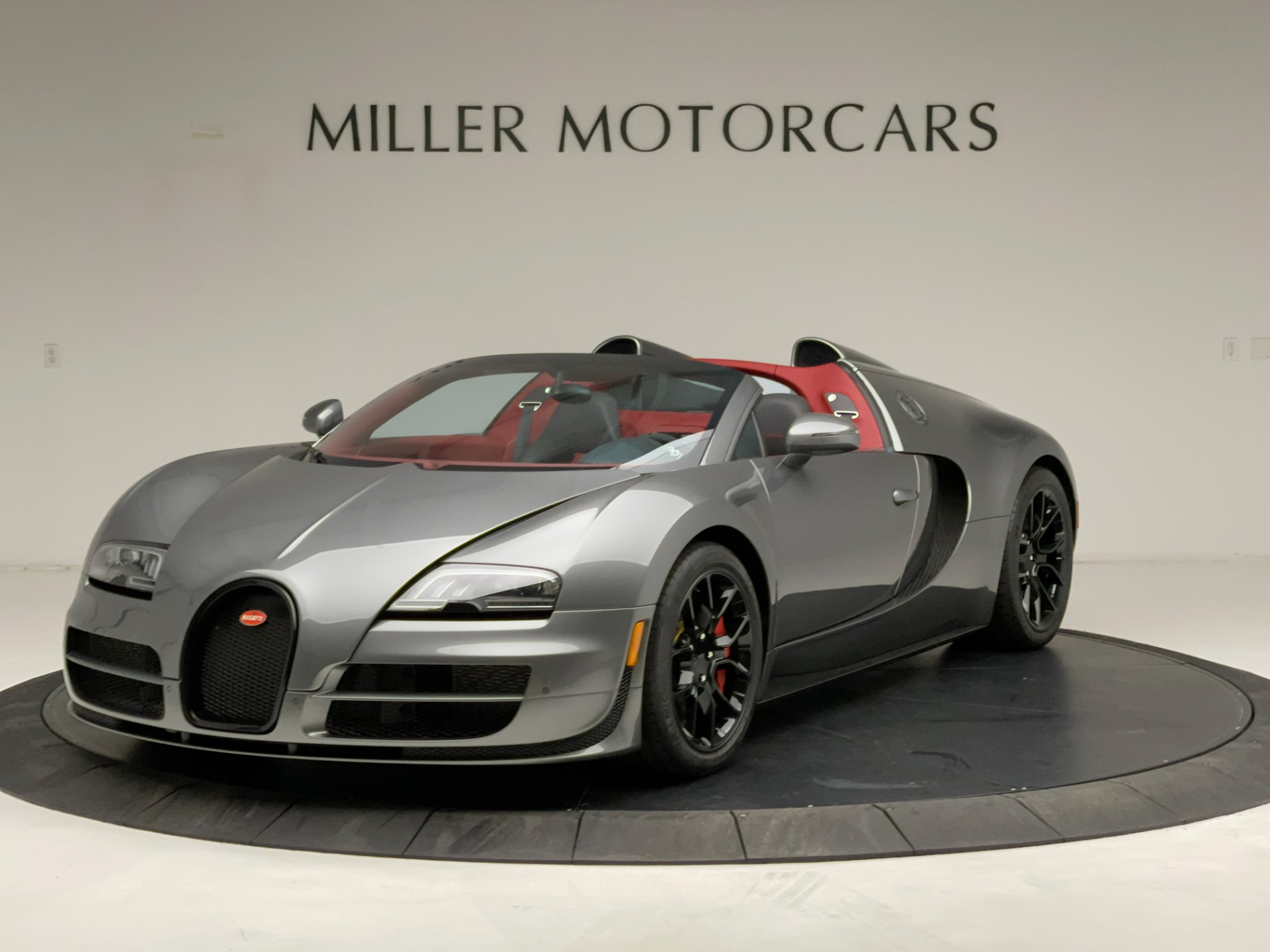 Used 2013 Bugatti Veyron 16.4 Grand Sport Vitesse for sale Call for price at Rolls-Royce Motor Cars Greenwich in Greenwich CT 06830 1