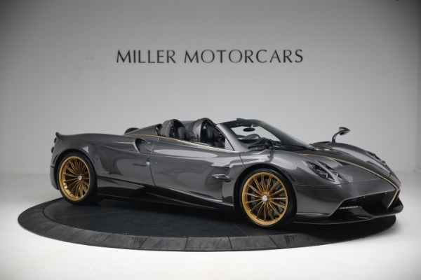 Used 2017 Pagani Huayra Roadster for sale Call for price at Rolls-Royce Motor Cars Greenwich in Greenwich CT 06830 10