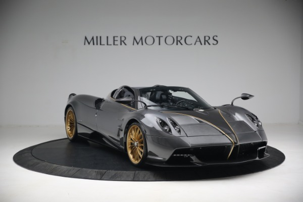 Used 2017 Pagani Huayra Roadster for sale Call for price at Rolls-Royce Motor Cars Greenwich in Greenwich CT 06830 11