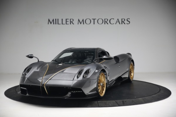 Used 2017 Pagani Huayra Roadster for sale Call for price at Rolls-Royce Motor Cars Greenwich in Greenwich CT 06830 13