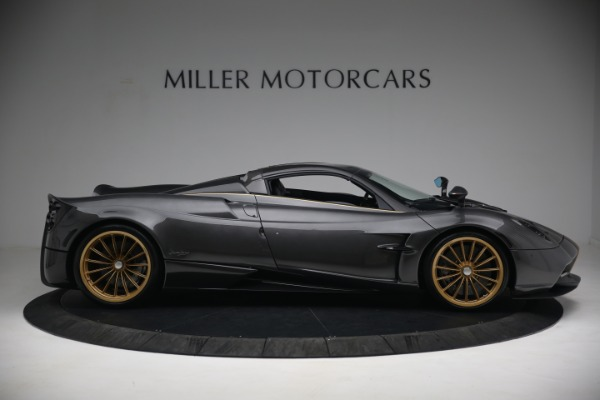 Used 2017 Pagani Huayra Roadster for sale Call for price at Rolls-Royce Motor Cars Greenwich in Greenwich CT 06830 15