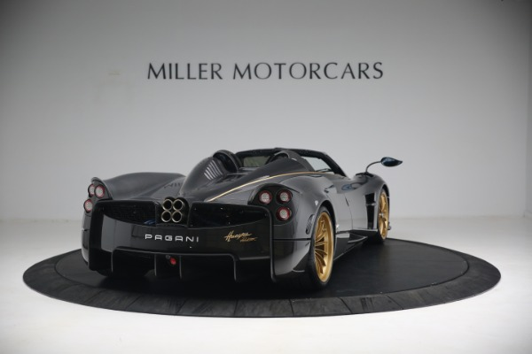 Used 2017 Pagani Huayra Roadster for sale Call for price at Rolls-Royce Motor Cars Greenwich in Greenwich CT 06830 7