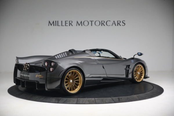Used 2017 Pagani Huayra Roadster for sale Call for price at Rolls-Royce Motor Cars Greenwich in Greenwich CT 06830 8