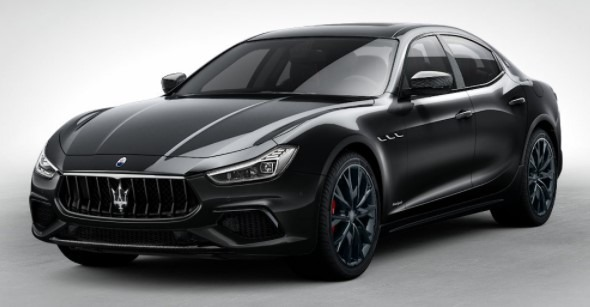 New 2021 Maserati Ghibli S Q4 GranSport for sale Sold at Rolls-Royce Motor Cars Greenwich in Greenwich CT 06830 1