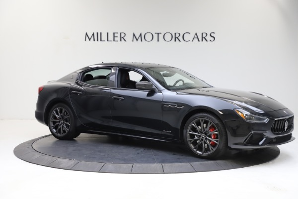 New 2021 Maserati Ghibli S Q4 GranSport for sale $100,285 at Rolls-Royce Motor Cars Greenwich in Greenwich CT 06830 11