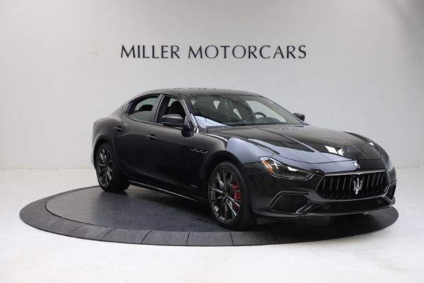 New 2021 Maserati Ghibli S Q4 GranSport for sale $100,285 at Rolls-Royce Motor Cars Greenwich in Greenwich CT 06830 12