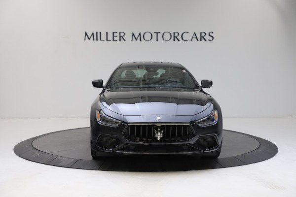 New 2021 Maserati Ghibli S Q4 GranSport for sale $100,285 at Rolls-Royce Motor Cars Greenwich in Greenwich CT 06830 13