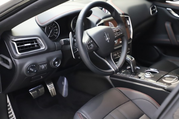 New 2021 Maserati Ghibli S Q4 GranSport for sale $100,285 at Rolls-Royce Motor Cars Greenwich in Greenwich CT 06830 14