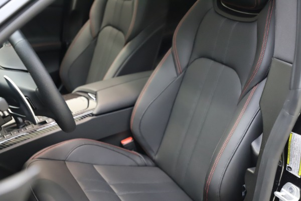 New 2021 Maserati Ghibli S Q4 GranSport for sale $100,285 at Rolls-Royce Motor Cars Greenwich in Greenwich CT 06830 16