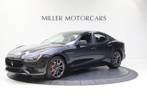 New 2021 Maserati Ghibli S Q4 GranSport for sale $100,285 at Rolls-Royce Motor Cars Greenwich in Greenwich CT 06830 2