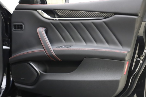 New 2021 Maserati Ghibli S Q4 GranSport for sale $100,285 at Rolls-Royce Motor Cars Greenwich in Greenwich CT 06830 23