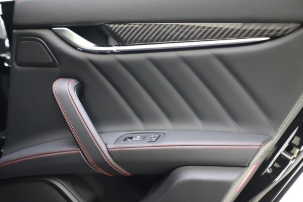 New 2021 Maserati Ghibli S Q4 GranSport for sale $100,285 at Rolls-Royce Motor Cars Greenwich in Greenwich CT 06830 25