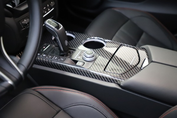New 2021 Maserati Ghibli S Q4 GranSport for sale $100,285 at Rolls-Royce Motor Cars Greenwich in Greenwich CT 06830 26