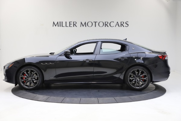 New 2021 Maserati Ghibli S Q4 GranSport for sale $100,285 at Rolls-Royce Motor Cars Greenwich in Greenwich CT 06830 3