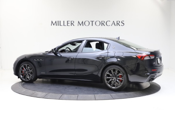 New 2021 Maserati Ghibli S Q4 GranSport for sale $100,285 at Rolls-Royce Motor Cars Greenwich in Greenwich CT 06830 4