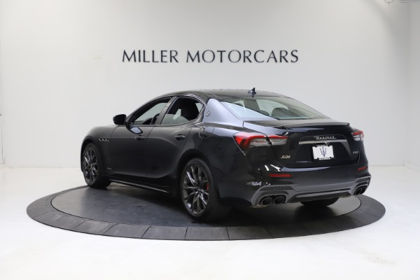 New 2021 Maserati Ghibli S Q4 GranSport for sale $100,285 at Rolls-Royce Motor Cars Greenwich in Greenwich CT 06830 5