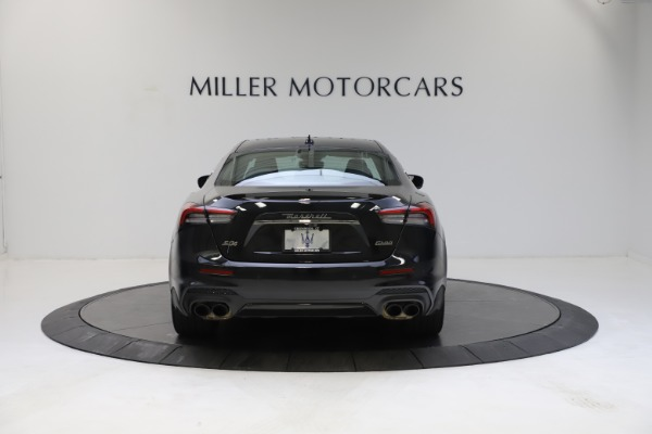 New 2021 Maserati Ghibli S Q4 GranSport for sale $100,285 at Rolls-Royce Motor Cars Greenwich in Greenwich CT 06830 7