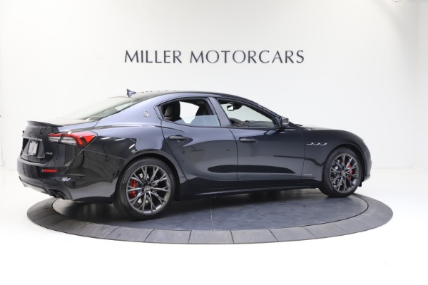 New 2021 Maserati Ghibli S Q4 GranSport for sale $100,285 at Rolls-Royce Motor Cars Greenwich in Greenwich CT 06830 9