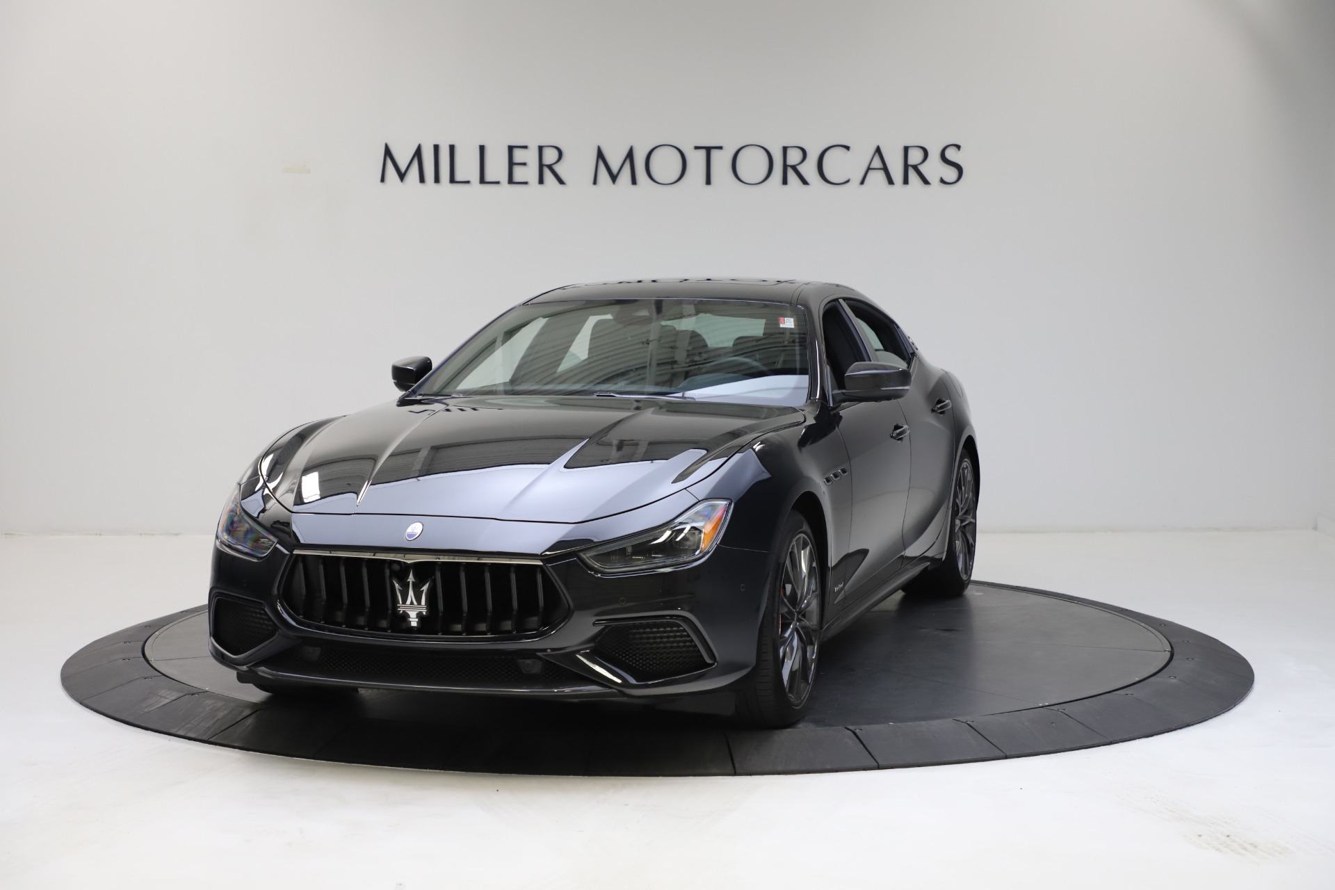 New 2021 Maserati Ghibli S Q4 GranSport for sale $100,285 at Rolls-Royce Motor Cars Greenwich in Greenwich CT 06830 1