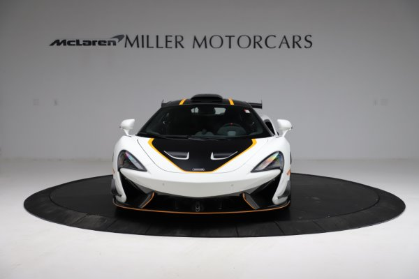 New 2020 McLaren 620R for sale Call for price at Rolls-Royce Motor Cars Greenwich in Greenwich CT 06830 10