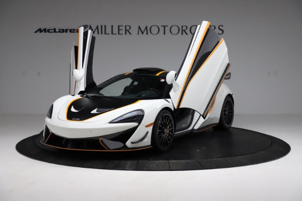 New 2020 McLaren 620R for sale Call for price at Rolls-Royce Motor Cars Greenwich in Greenwich CT 06830 11