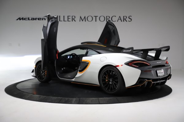 New 2020 McLaren 620R for sale Call for price at Rolls-Royce Motor Cars Greenwich in Greenwich CT 06830 12
