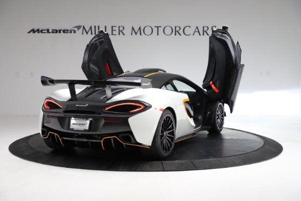 New 2020 McLaren 620R for sale Call for price at Rolls-Royce Motor Cars Greenwich in Greenwich CT 06830 14