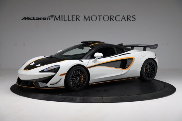 New 2020 McLaren 620R for sale Call for price at Rolls-Royce Motor Cars Greenwich in Greenwich CT 06830 2