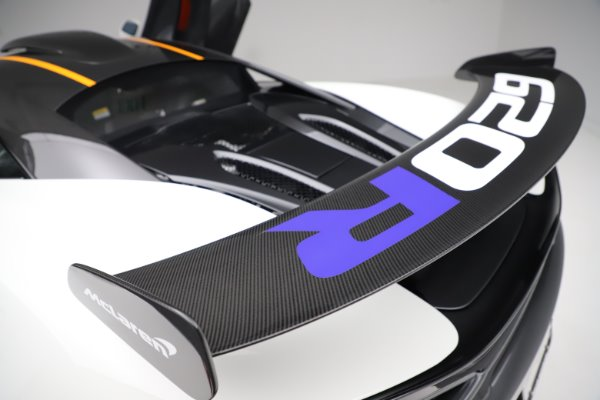 New 2020 McLaren 620R for sale Call for price at Rolls-Royce Motor Cars Greenwich in Greenwich CT 06830 25