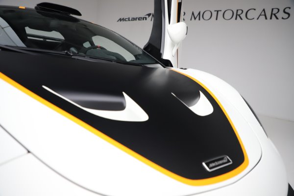 New 2020 McLaren 620R for sale Call for price at Rolls-Royce Motor Cars Greenwich in Greenwich CT 06830 27